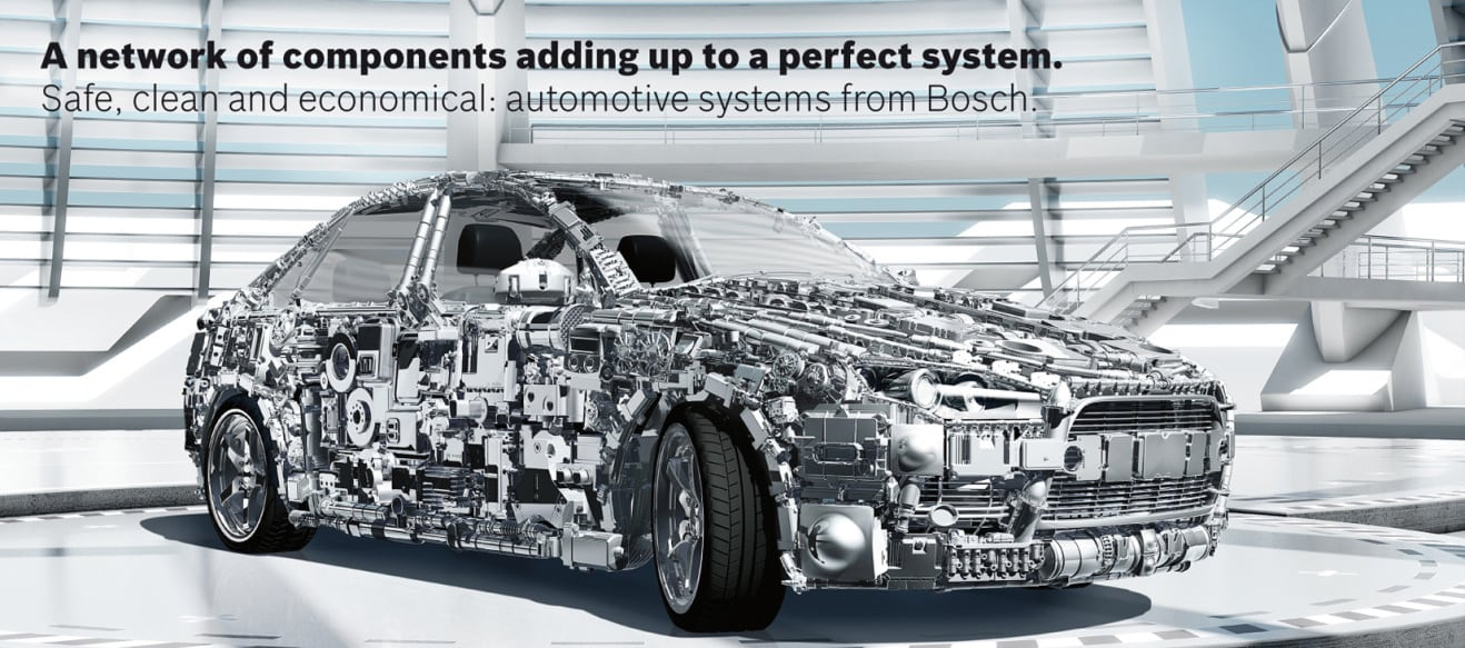 Bosch Car Parts