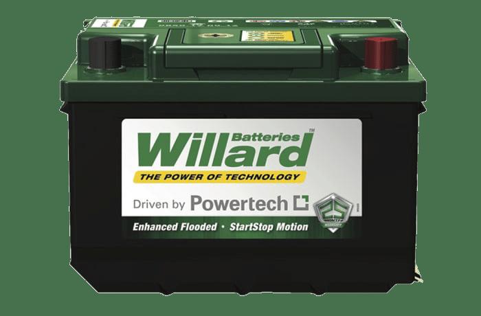 Willard Battery
